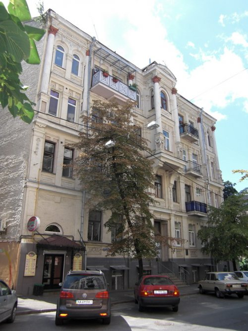 Rent 1 room studio apartment in Kiev at Reitarska 25 near Okhmatdyt