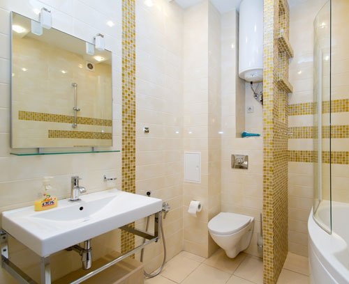 Rent lux 1 bedroom apartment in Kiev at Baseina 17 with hot tub