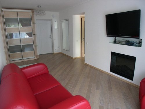 Rent lux 1 bedroom apartment in Kiev at Baseina 19 near Gulliver