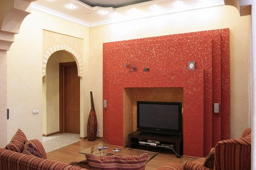 Rent VIP 1 bedroom apartment in Kiev at Baseina 5a Africa