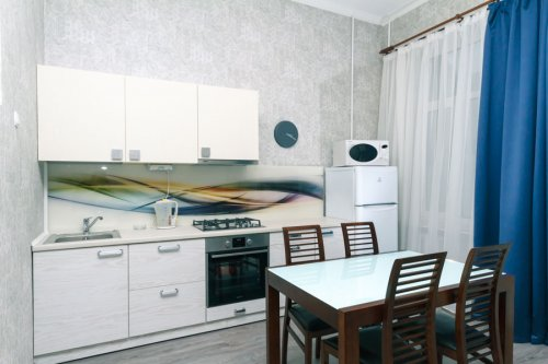 Rent 2 bedroom apartment in Kiev at 5-A Basseynaya St. Arena City