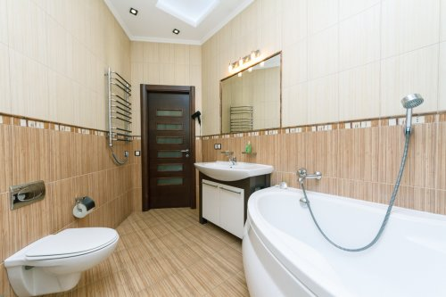 Rent 1 bedroom lux apartment in Kiev at Khreshcatyk 29 design