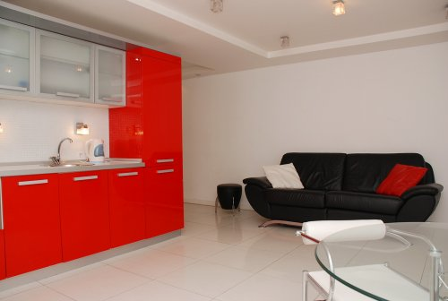 Rent apartment in Kiev at 2 Lesi Ukrainki Bld.