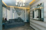 Rent 3-bedroom apartment in Kiev at 7a Lesi Ukrainki Blvd.