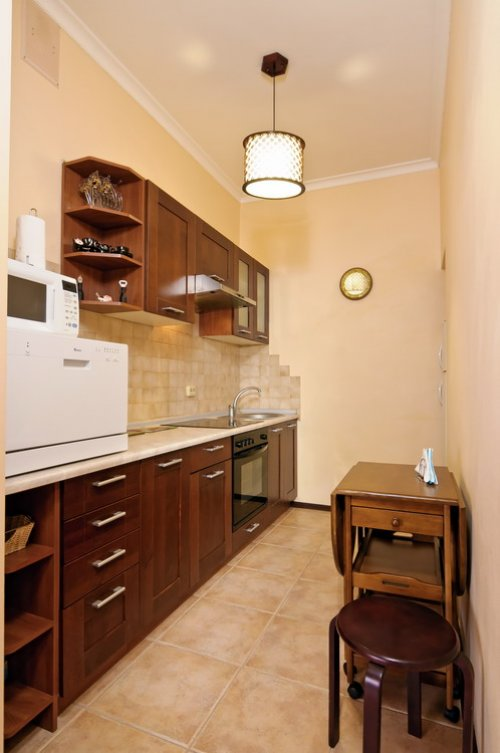 Rent apartment in Kiev at 121 Saksaganskogo St. Botanic Towers