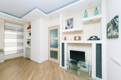Rent luxury 1 bedroom apartment in Kiev Marilyn Monroe style