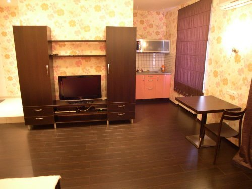 Rent studio lux apartment in Kiev Shota Rustaveli 10 near Mandarin Plaza