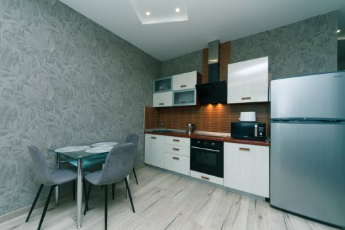 Rent luxury 2 bedroom apartment in Kiev Rustaveli 44