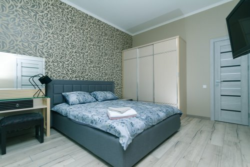Rent nice 2 bedroom apartment in Kiev near Stadium