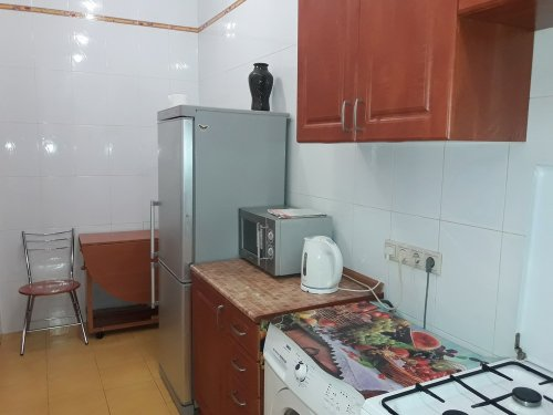 Rent 1 bedroom apartment in Kiev Ukraine at 8 Sofiyevskaya St. Maidan
