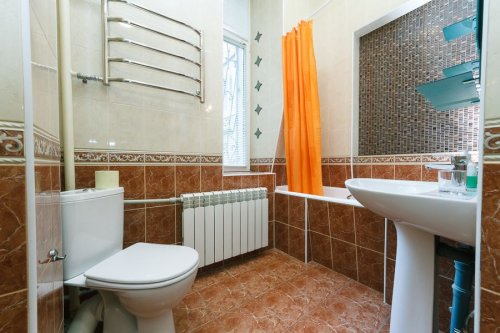 Rent apartment in Kiev at 6 Zan'kovetskoy St.