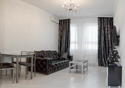 Rent apartment in Kiev at 44 Shota Rustaveli St.