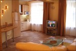 Rent apartment in Kiev at 2 Pushkinskaya St.